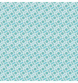 Retro pattern with lines and circles vector image