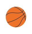 ball basketball sport classic play vector image