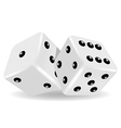 Dice vector image