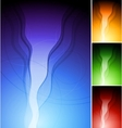 colourful stylish backgrounds vector image