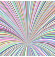 Abstract ray burst design background - graphic vector image