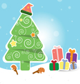 Christmas0002 380x400 vector image