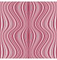 stripy composition vector image