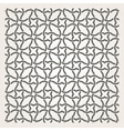 Decorative seamless islamic pattern image vector image
