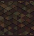 Seamless Dark Web Pattern vector image vector image