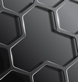 background consisting of a honeycomb vector image