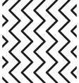 Universal striped zig zag seamless pattern vector image