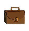 portfolio object bag vector image