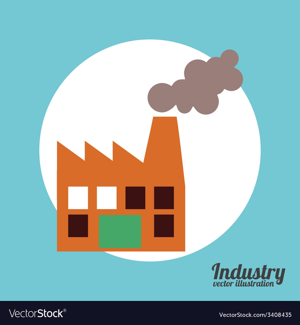 Industry design vector