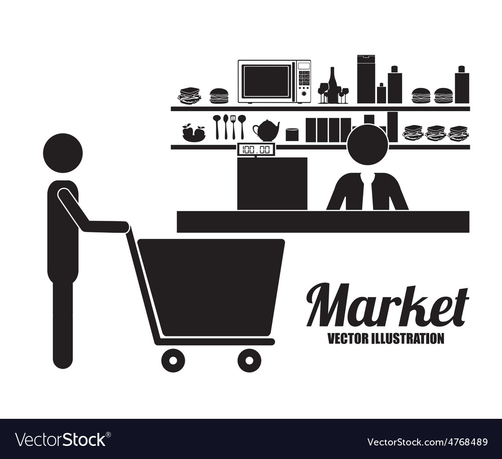 Pictogram design vector