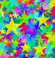 bright stars vector image vector image