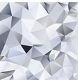 Polygonal Mosaic abstract background vector image