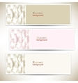 Light texture and upholstery set vector image
