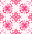 Seamless pattern in pink colors vector image vector image