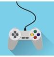 Video game Controller Icon vector image