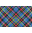 macbeth tartan kilt fabric textile diagonal vector image