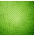 green abstrsct background vector image