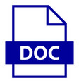 file name extension doc type