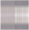 Silver background with shadow stripes vector image