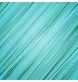 Blue 3D stripes background vector image