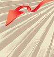 abstract Arrow design vector image vector image