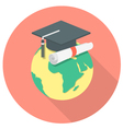 International Education Concept vector image