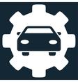 Automobile Service Icon vector image