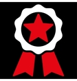 Award icon from Competition  Success Bicolor Icon vector image