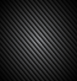 Carbon Fiber Background vector image