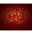 Valentines card design vector image vector image
