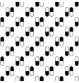 Pill pattern seamless vector image