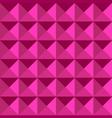 dimension pattern pink color vector image