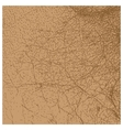 Perfect brown leather texture isolated vector image