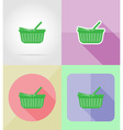 service flat icons 29 vector image