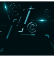 Abstract creative background vector image