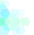 Geometric modern background design vector image