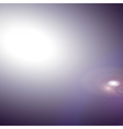 Abstract flares universe vector image