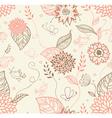 pattern doodle vector image