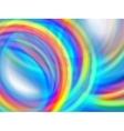 blurred circles vector image