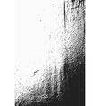 grunge monochrome rough texture vector image vector image