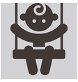Kids activities icon vector image
