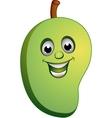 mango smile vector image
