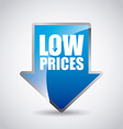 low price vector image