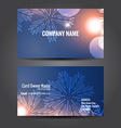creative business template design vector image