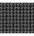 Dark square vector image
