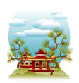 Feng Shui vector image