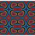 Three-dimensional volumetric seamless pattern vector image