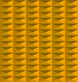 dimension pattern yellow color vector image