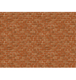 seamles old brick wall vector image
