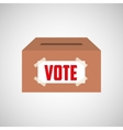 Election Day design vector image